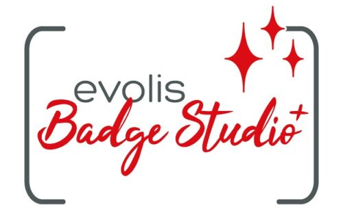 Logo Evolis Badge Studio +