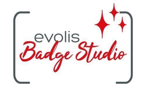 Logo Evolis Badge Studio